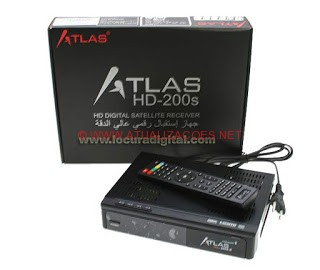 ATLAS CRISTOR HD S200
